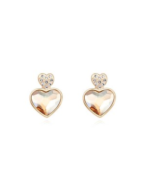 The Most Fashionable Austria Crystal Stud Hot Sale Earrings