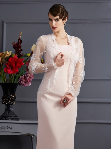 Fashion Net Special Occasion Long Sleeves Wrap