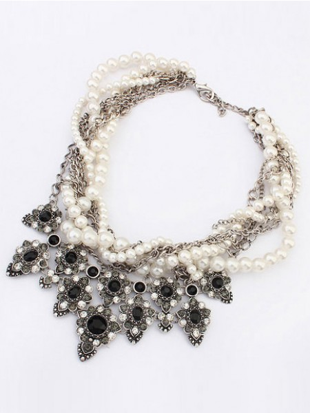 The Most Fashionable Occident Major suit Personality Hyperbolic Hot Sale Necklace
